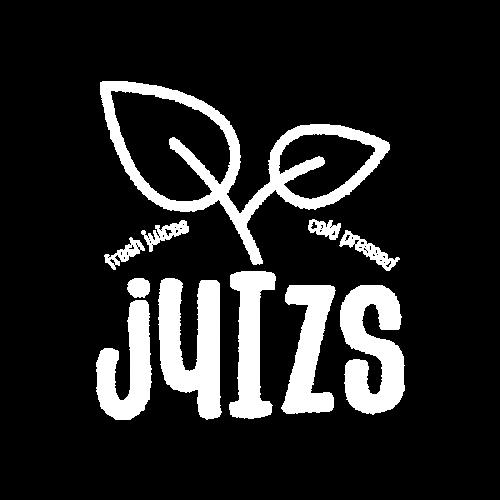 Juizs white logo